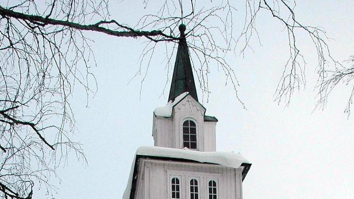 Vegusdal kirke betyr mye for lokalbefolkningen i Vegusdal, ifølge sokneprest Geir Ola Tveit.