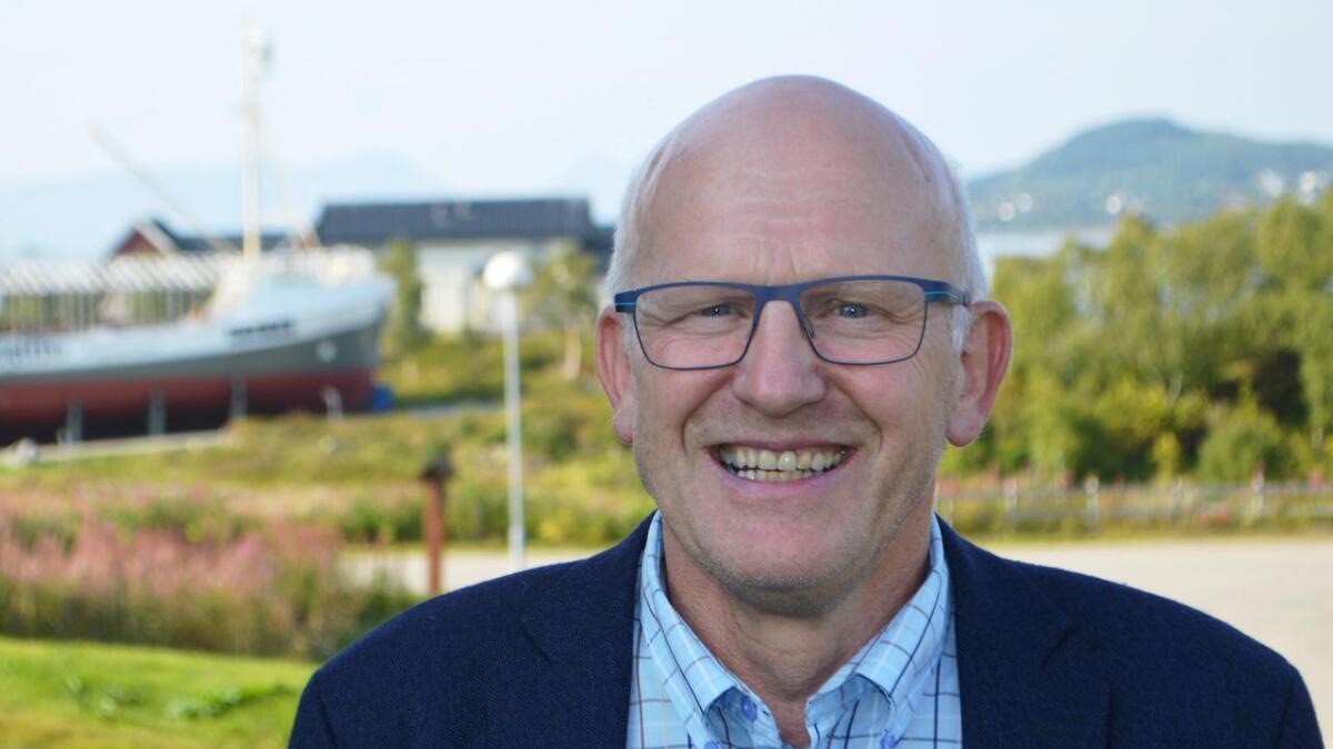 Ørjan Robertsen.