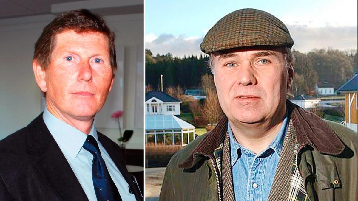 Både Karl Olaf Jørgensen fra Birkenes og Johan Bernhard Ugland fra Grimstad økte formuene sine stort i fjor.