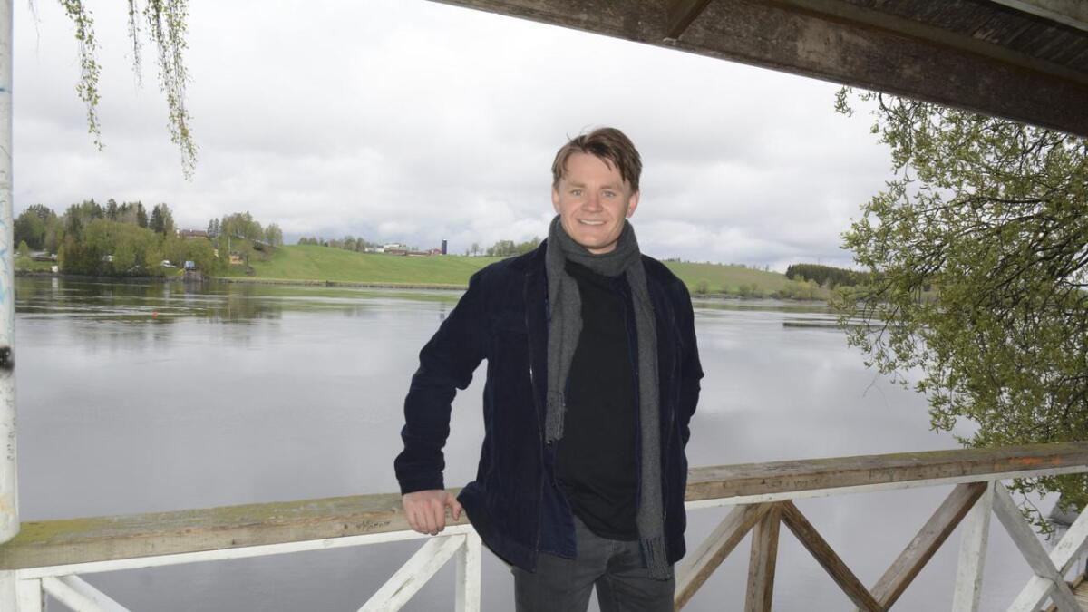 Ole Erik Lunder skal snakke om klimaendringer og Nes-bonden.