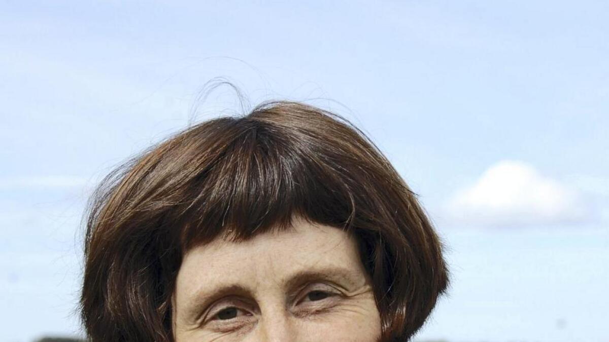Karen Elisabet Rydland Sæbø.