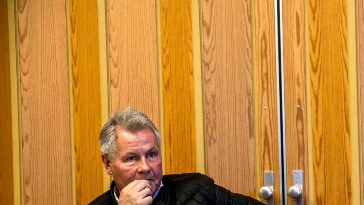 Forretningsmannen Magne Modalsli som eig Ålingen kjøpesenter og Nesbyen kjøpesenter fekk fullt medhald i Borgarting lagmannsrett. Arresten i kjøpesentera er oppheva. (Arkivfoto).