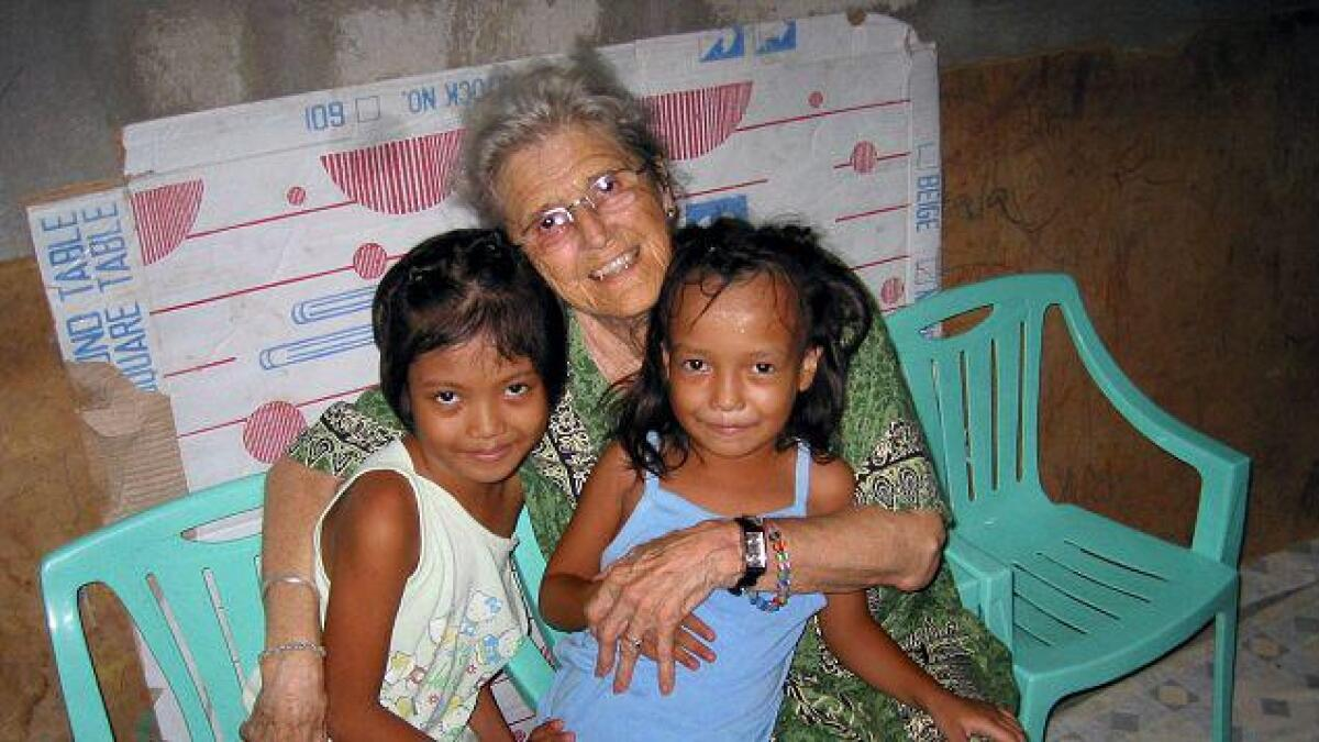 Rachelk Trovi er en ildsjel og en gnistrende dyktig organisator. Men barna står hennes hjerte nærmest.