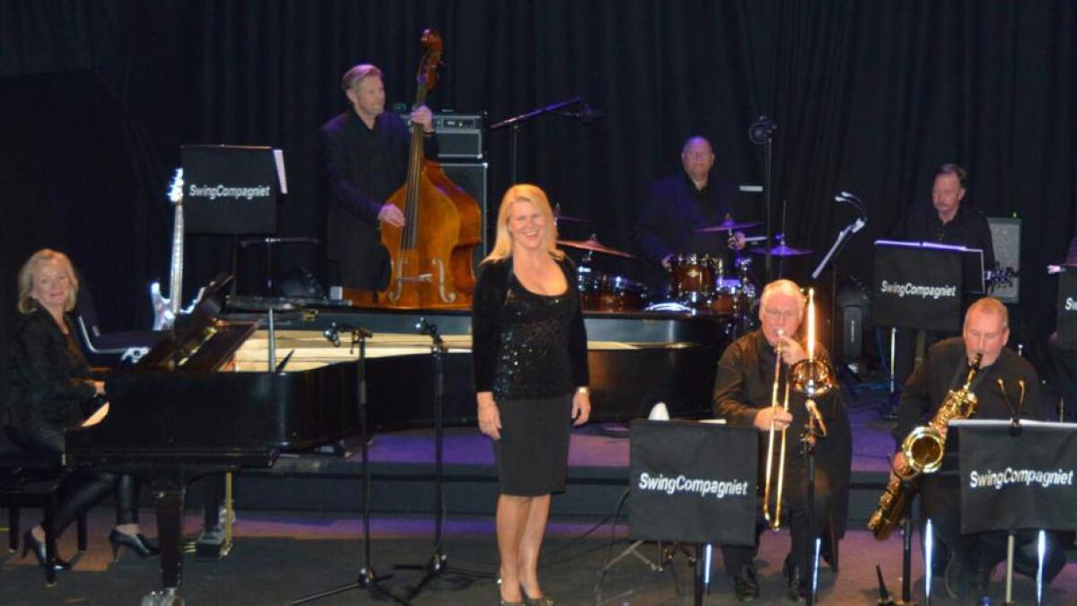 SwingCompagniet spelar kyrkjekonsert med korps i Nes og Ål/Geilo.