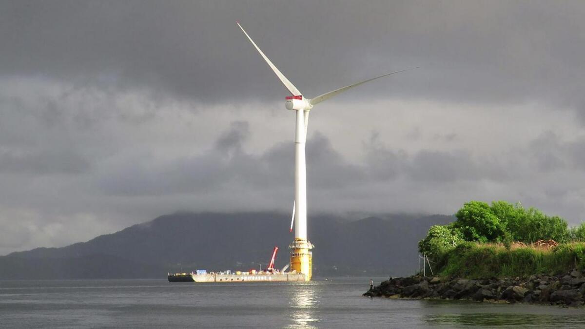 Ifølgje ein rapport frå Menon Economics er potensialet for verdiskapinga til flytande havvind i norsk industri anslått til å liggja mellom 10 og 117 milliardar.