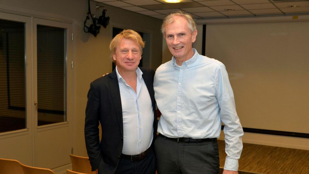 Willem Sijthof og, Nils Kristian Gauslaa
