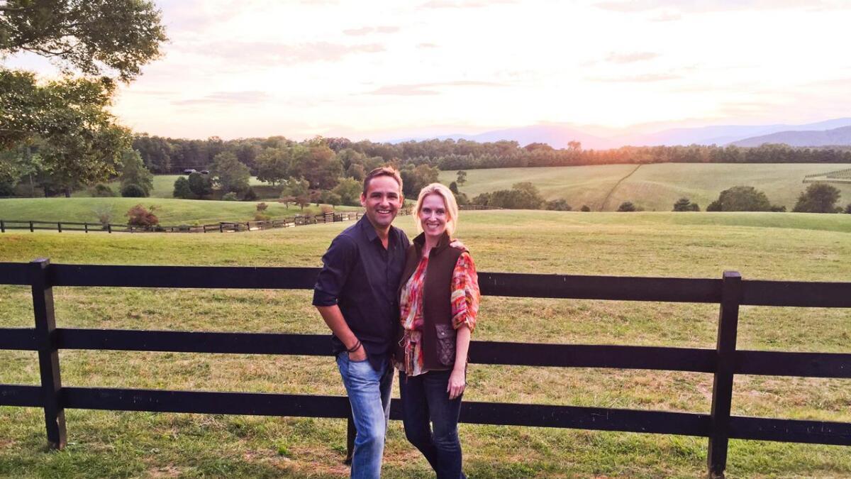 Selskapet Fenne jobbar i har ein eigen ranch ein kan reisa til og slappa av på.