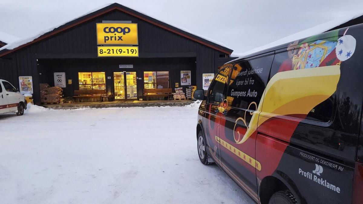 – Så og sei alle matbutikkene i heile Telemark er med på dette prosjektet, seier Runar Abrahamsen.