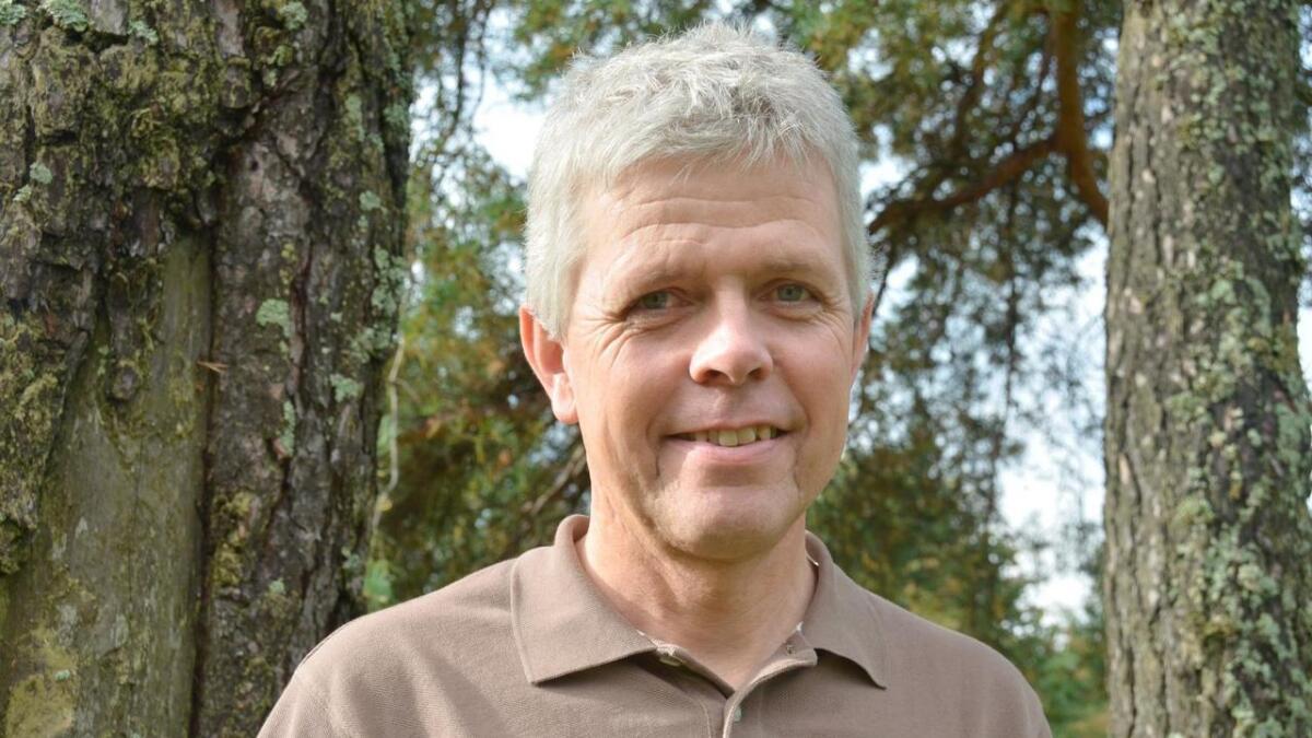 Rune Iveland i Vennesla kommune, gir noen råd for hvordan man kan unngå smitte.arkivfoto