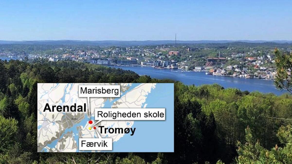 Nytt boligfelt med HSH i Kristiansand som utbygger. Artikkelforfatteren er kritisk til kommunens regulering av arealer til boligbygging langt ut over det han mener er det reelle behovet.