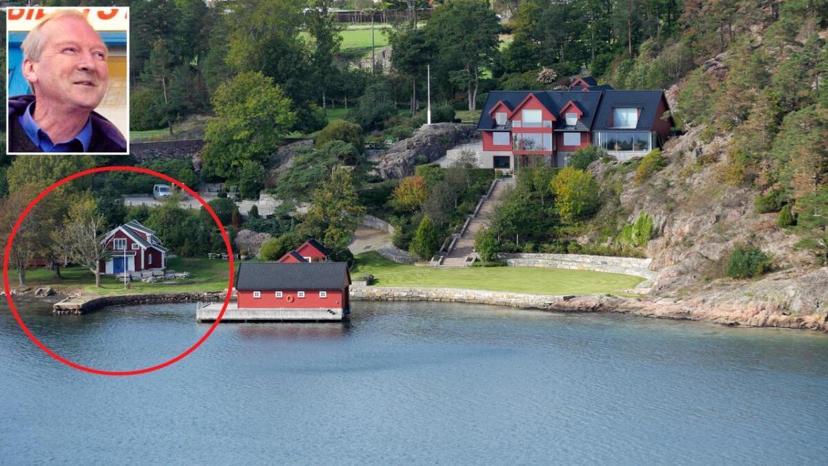 Børuf Eivind Håkedal la 4,85 millioner på bordet for Naxbie 20/22 (innringet), og det var under halve prisen av hva selger og ny nabo Einar Aas ga i 2011.