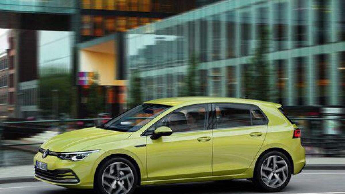 Neste sommar er Volkswagen klar med ein ny generasjon Golf.