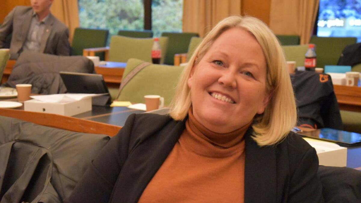 Karin Lilletun Langeland tror hennes far, Jon Lilletun, ville vært overrasket over å se henne i kommunestyret for KrF.