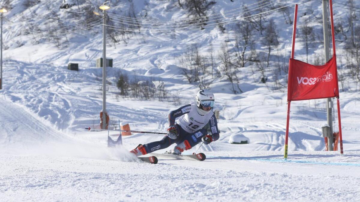 Anna Mørkeset Bryn hamna på 12. plass i dagens omgang i NM. Nyleg vann ho gull på heimebane.