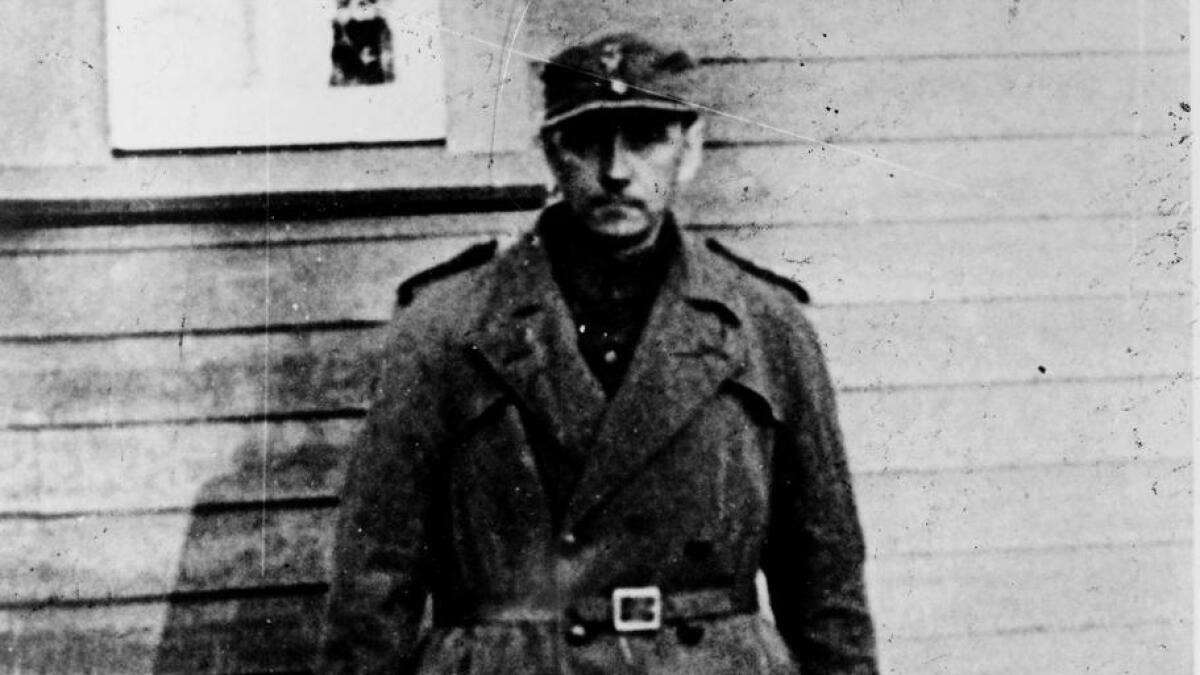 Etter innsatsen på Narvik-fronten, kom kaptein Henrik Brun heim til Uvdal i juni 1940. Tida i det norske forsvaret var då over.