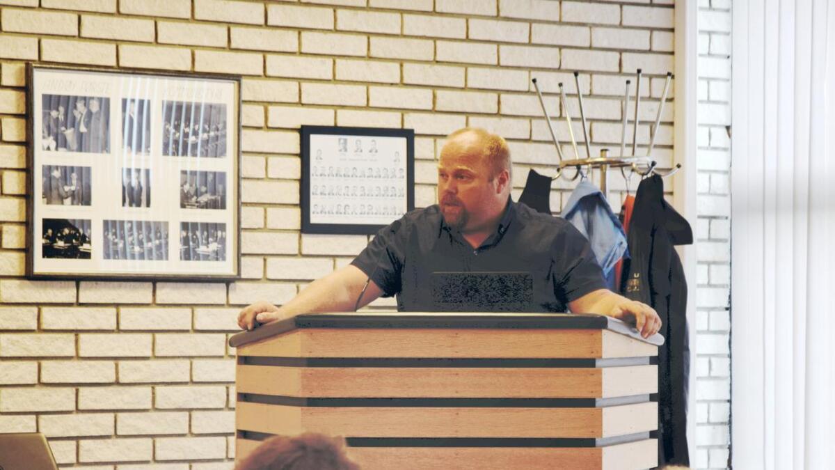 Tommy Søberg, Andøy Arbeiderparti.