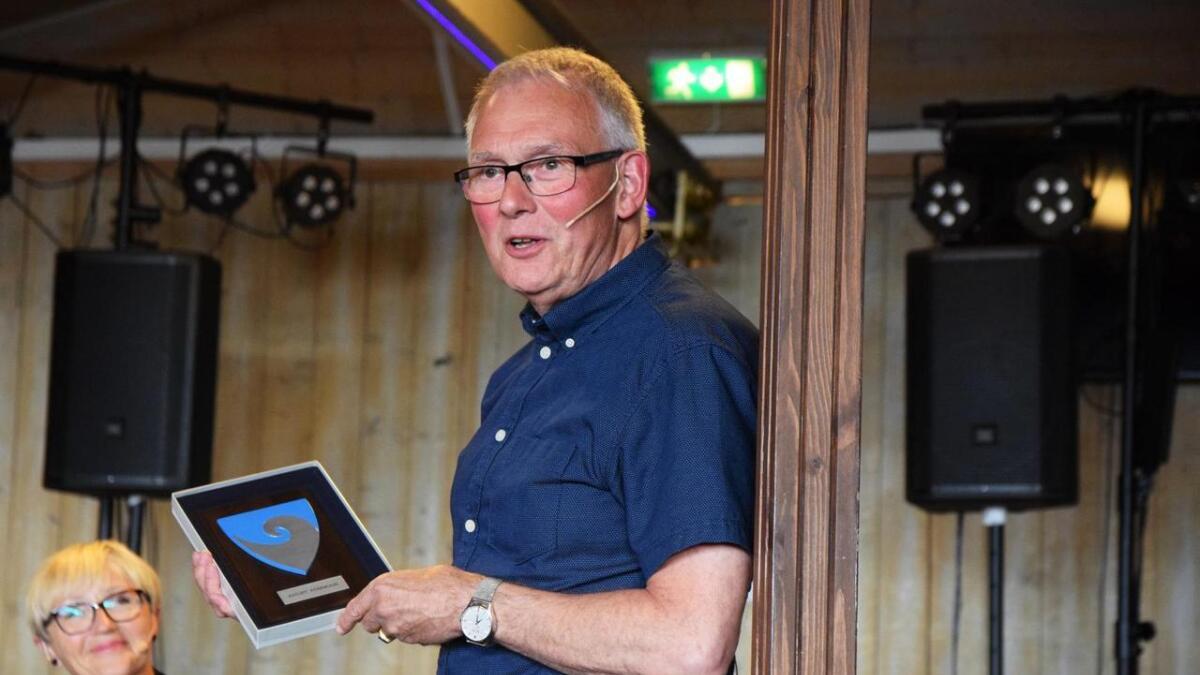 – Vi er mer avhengig av NATO-alliansen enn noen gang. Derfor må vi også legge til rette for alliert øving og trening, sier Andøy-ordfører Jonni Solsvik (H).