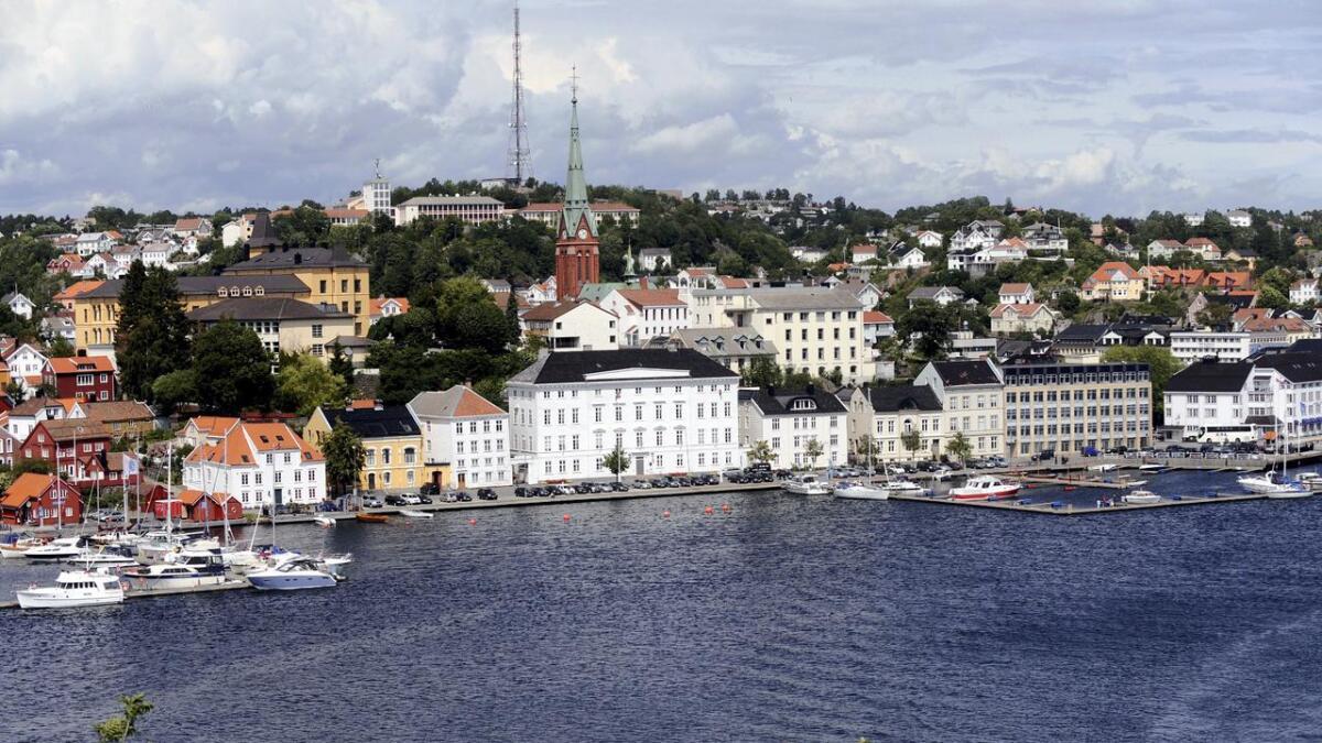 Arendal klatrer på NHOs rangering av norske kommuner.