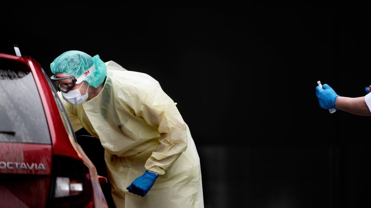 Hadde fire smittetilfelle og over 60 i karantene - valde å ikkje gå ut med det før no
