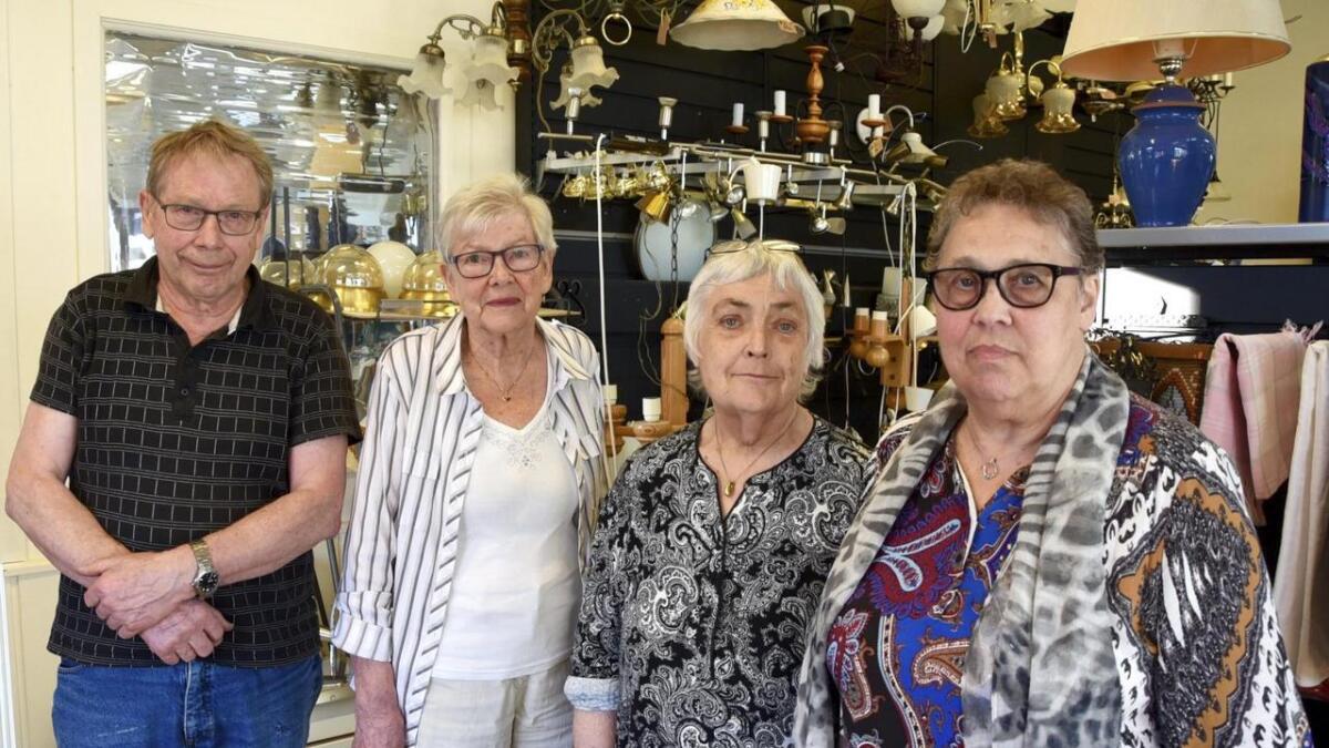 Marit Nielsen, Gerda Bondø og Irene Steinsland. Arkiv