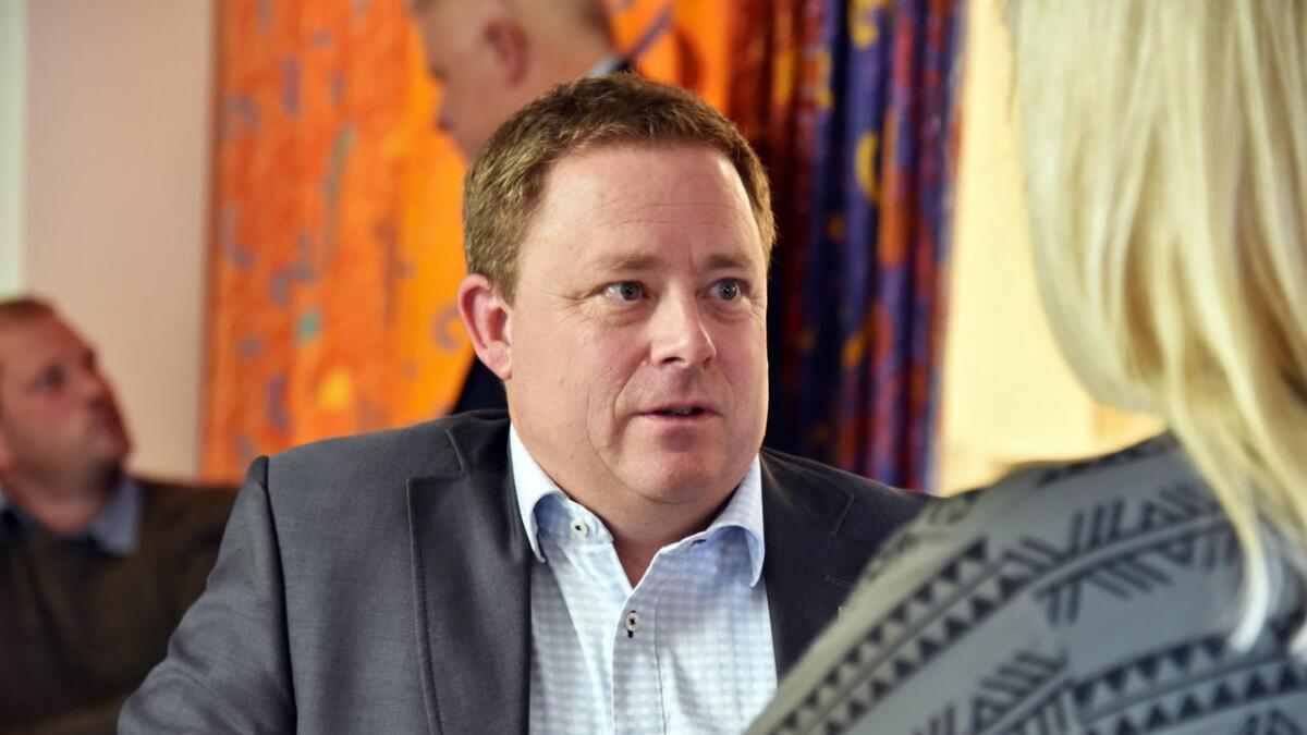 Geir Colbjørnsen (KrF).