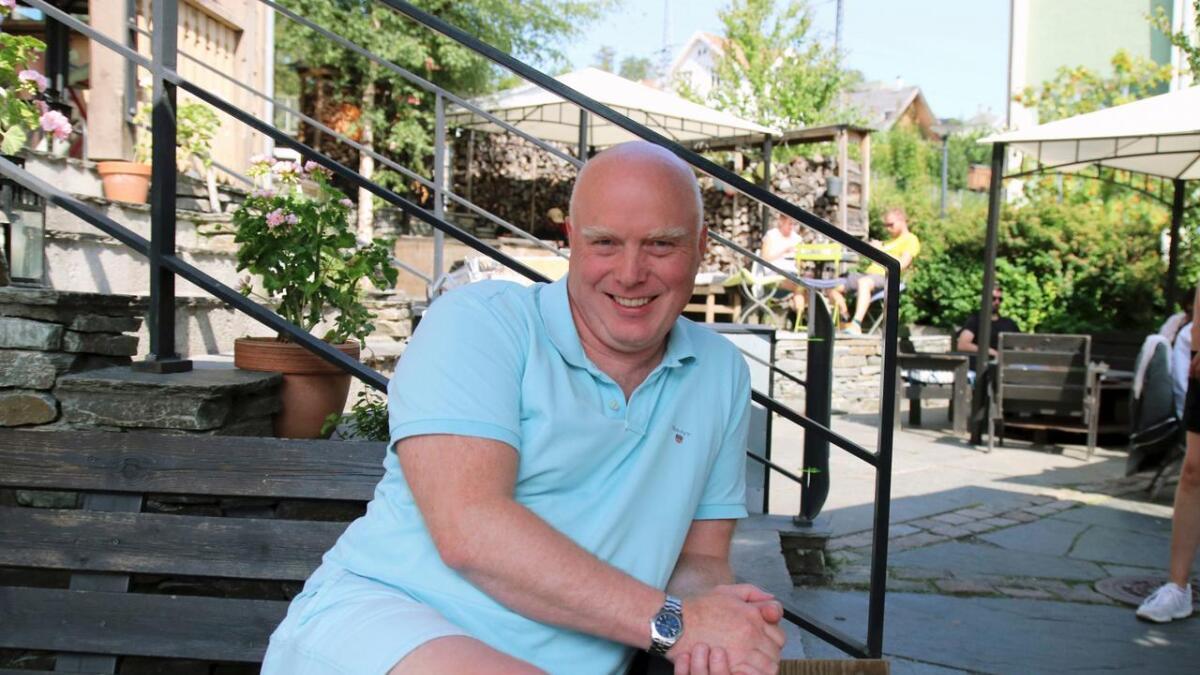 NordAccordion-festivalen som opnar i dag, tek mykje av tida til Geir Draugsvoll denne sommaren.