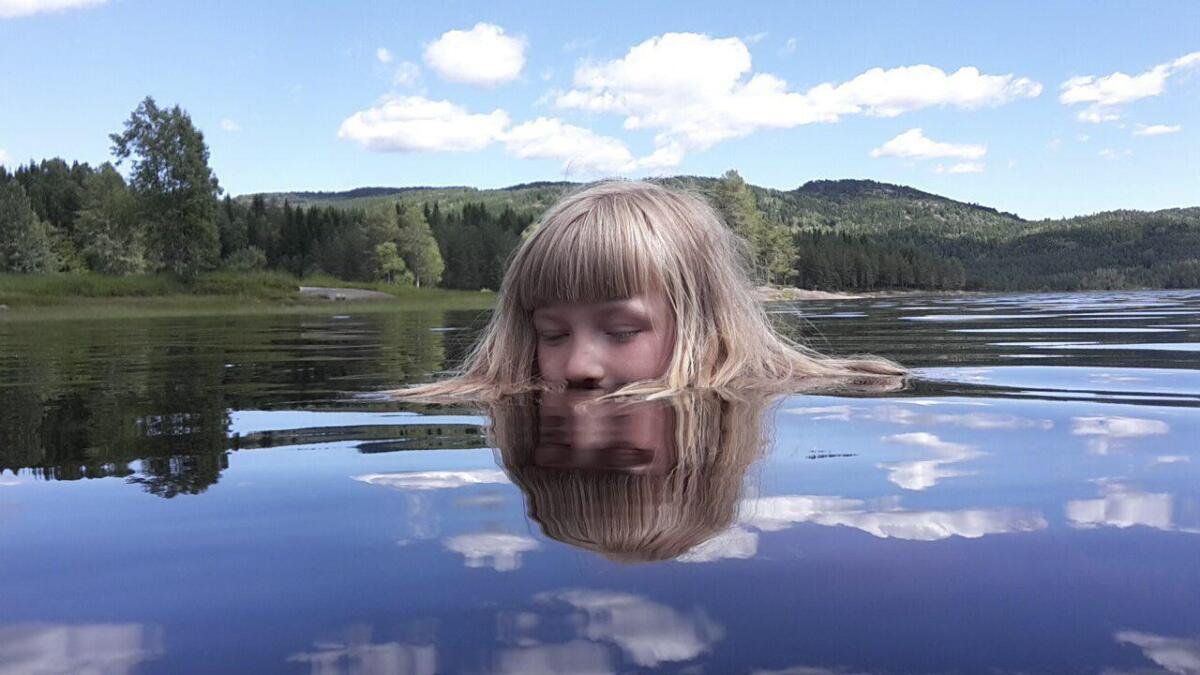 Huldra i fjellvannet (Aurora Sofie) ble den første ukevinneren i fjor.