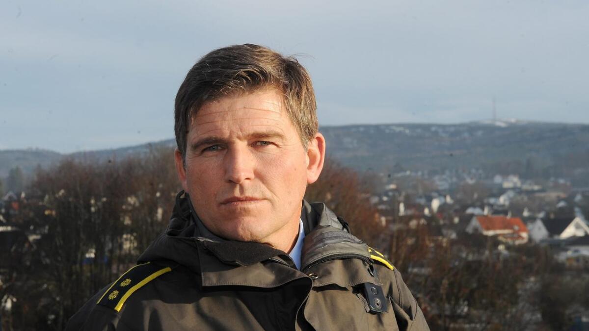 Lensmann i Drangedal, Olav Lia, sier politiet ser svært alvorlig på mobbingen.