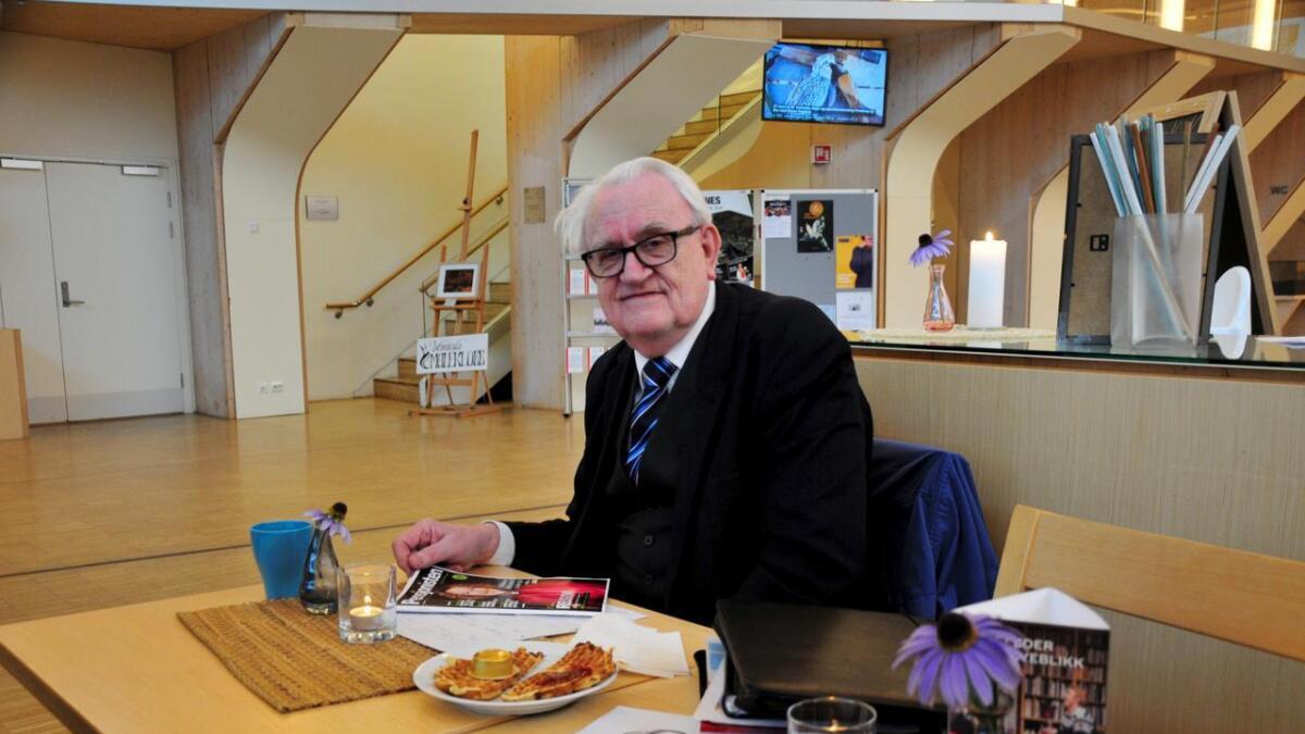 Torgrim Nordgarden har tatt initiativ til å stifte lokallag for Pensjonistforbundet. Når lokaler er på plass, blir det stiftelsesmøte.