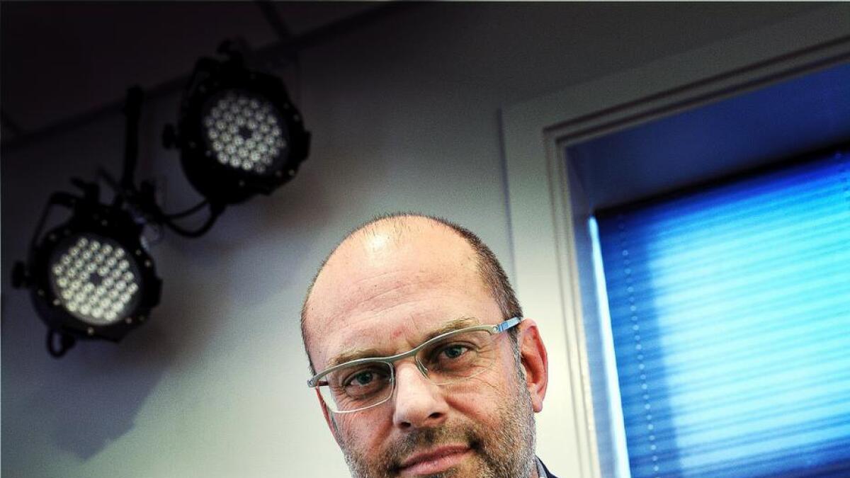 Sjefredaktør Morten Rød i Agderposten slutter 15. august.