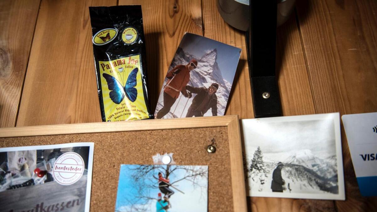Turar med bestefaren til Aplane har inspirert Adrian Seligman.