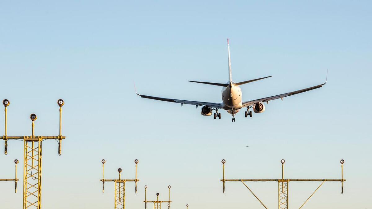 Flyreiser trakk prisene ned.