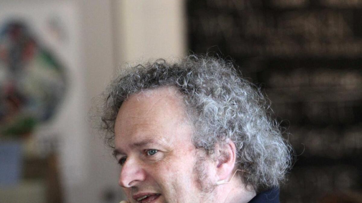 Wolfgang Plagge skal fortelja om tilhøvet sitt til folkemusikken og den evige diskusjonen om tradisjon kontra fornying på Osafestivalen.
