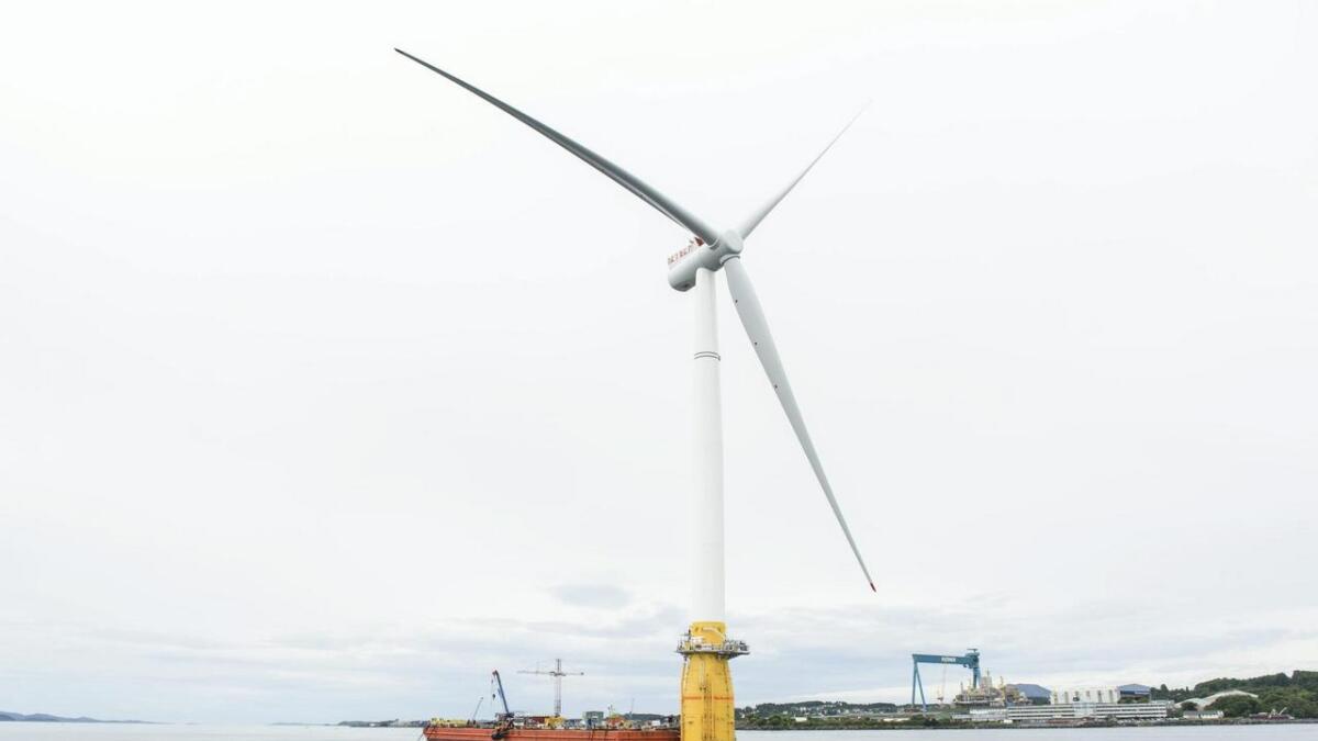 Både NCE Maritime CleanTech og industriomstilling i Sunnhordland står på lista over mottakarar, som no får støtte frå fylkeskommunen til vidare omstilling og utvikling.