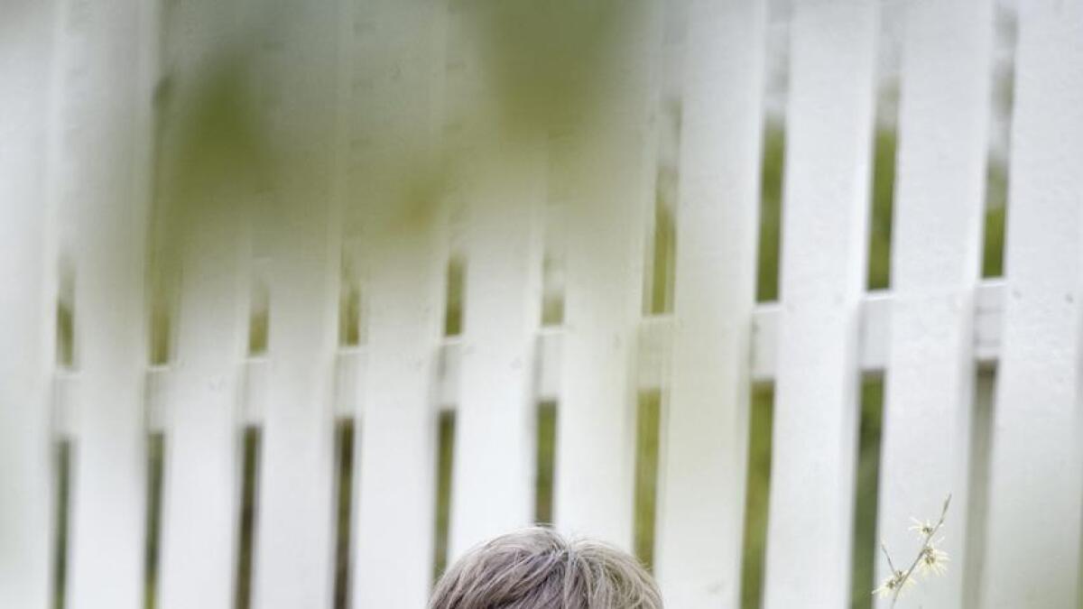 Marianne Utengen i Det Norske Hageselskap har hele 17 trær plantet i hagen.