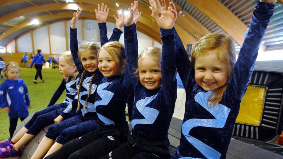 Melbo turnforening er en av de største gruppene i Hadsel-idretten.