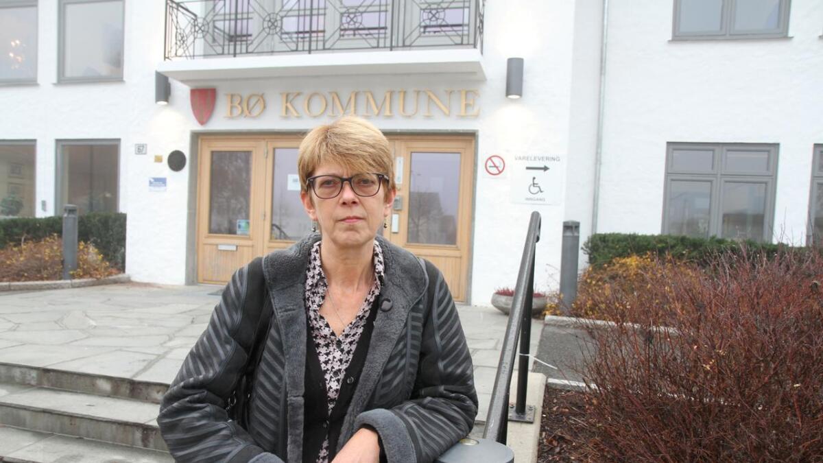 Mette Haugholt seier at den nye politiske sjefen i ny kommunn får større oppgåver, og derfor bør tene det same som representantane på Stortinget.