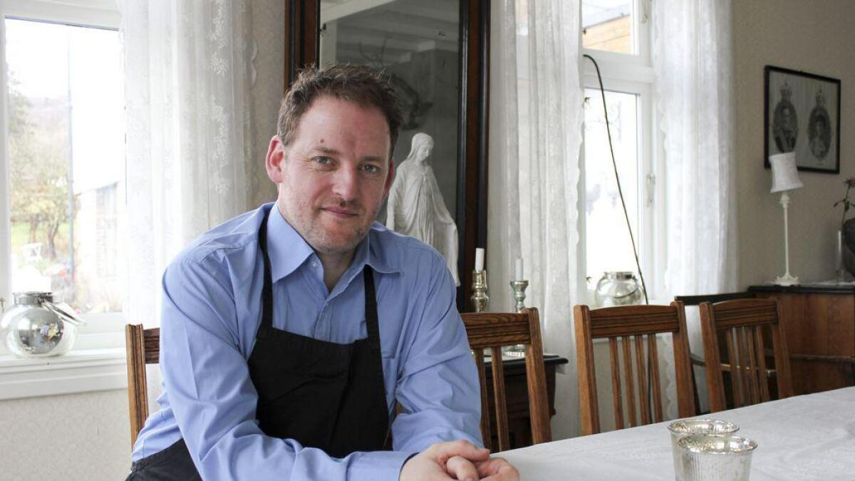 Torstein Hatlevik har opna fredag ny restaurant på Espevær, saman med syskenene  Rollaug Irgens-Hagevik og Silje Hatlevik Urang. Arkivfoto.