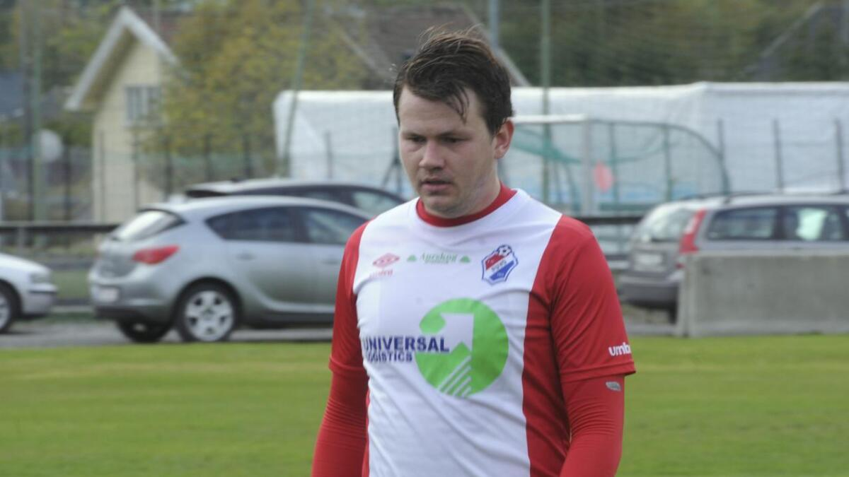Ole Kristian Aurland Myhre har spilt en god sesong på høyre back for FUVO.
