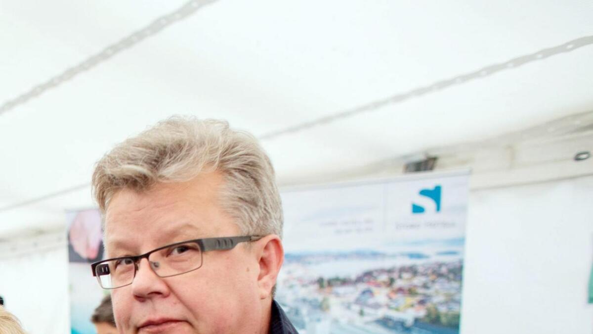 Svein-Egil N. Johansen kjøper ikkje argumenta som blir brukt om Hordfast.