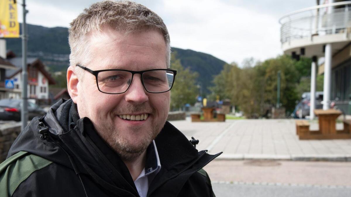 Helge Hafsås vil ha 500 til kvar innbyggar i Hemsedal mellom 6- og 16 år.