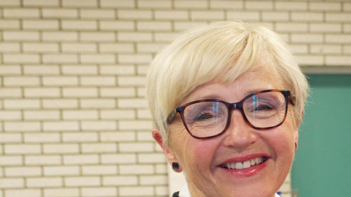 Liv Signe Navarsete (Sp) vil arbeide opp mot regjeringspartiene som var imot nedleggelse av Andøya flystasjon.