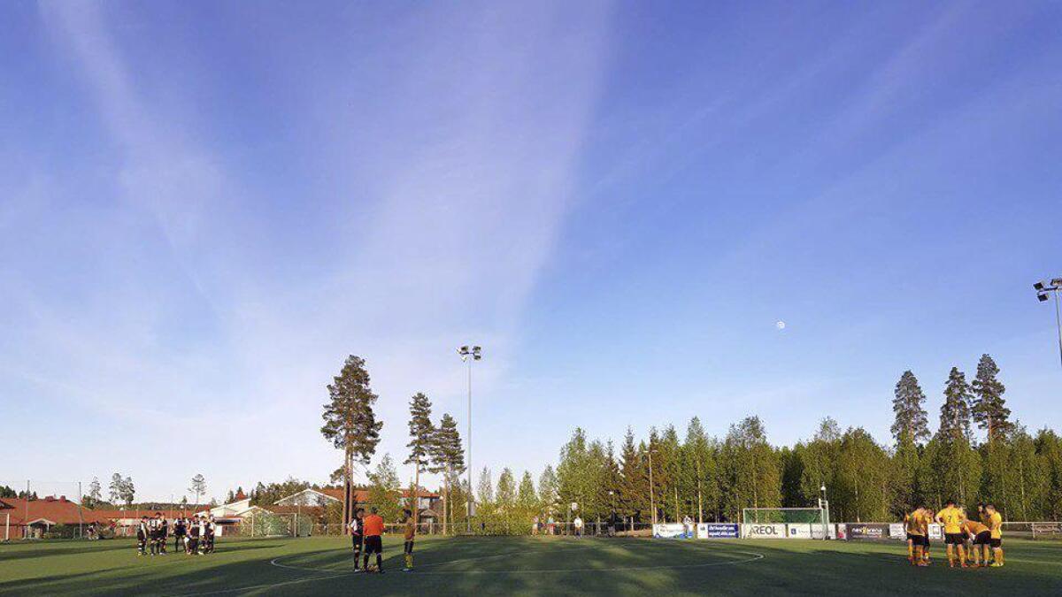 Hvam IL vant 3-0 over Lillestrøm 3.