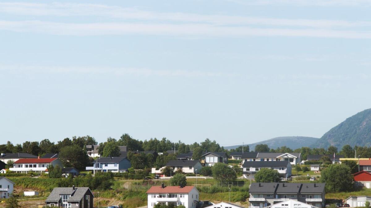 Det ligger uvanlig mange boliger ute for salg i Hadsel.