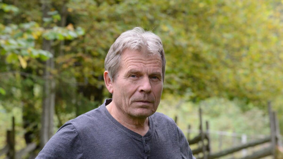 Stortingsrepresentant Arne Nævra (SV) meiner sykkelstigen Lya-Oppheimstølane i Ål er eit for stort inngrep i eit LNF-område i høgfjellet.