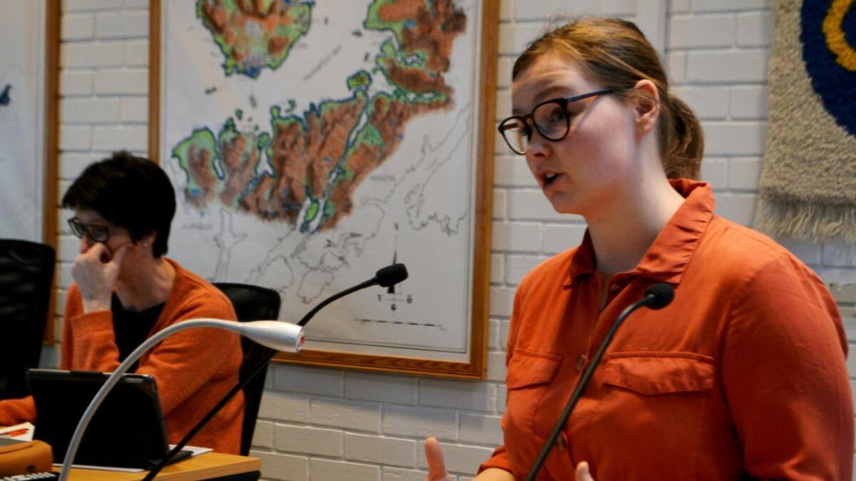 Det slår Hadsel kommunestyre fast, etter å ha vedtatt en uttalelse Aina Nilsen (Sp) fremmet torsdag.