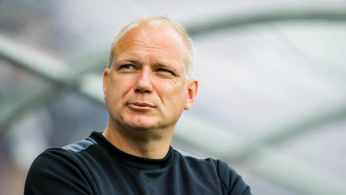 Dag-Eilev Fagermo gjør noen endringer på laget som startet mot Kristiansund.