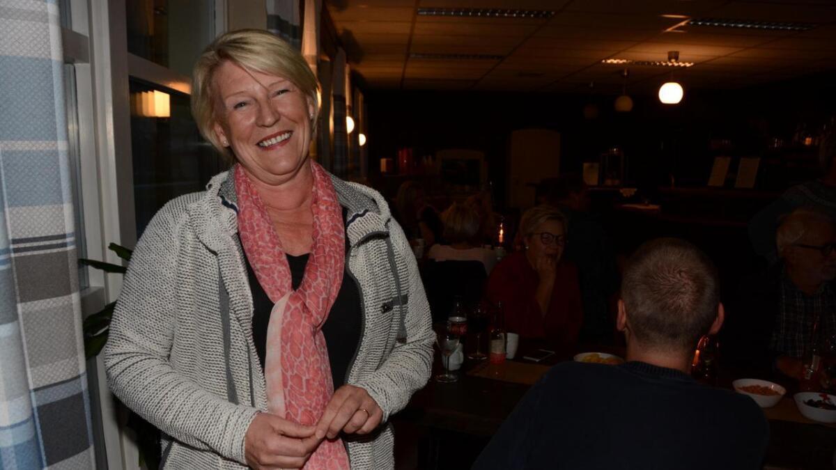 Hilde Alice Vågslid (Ap)