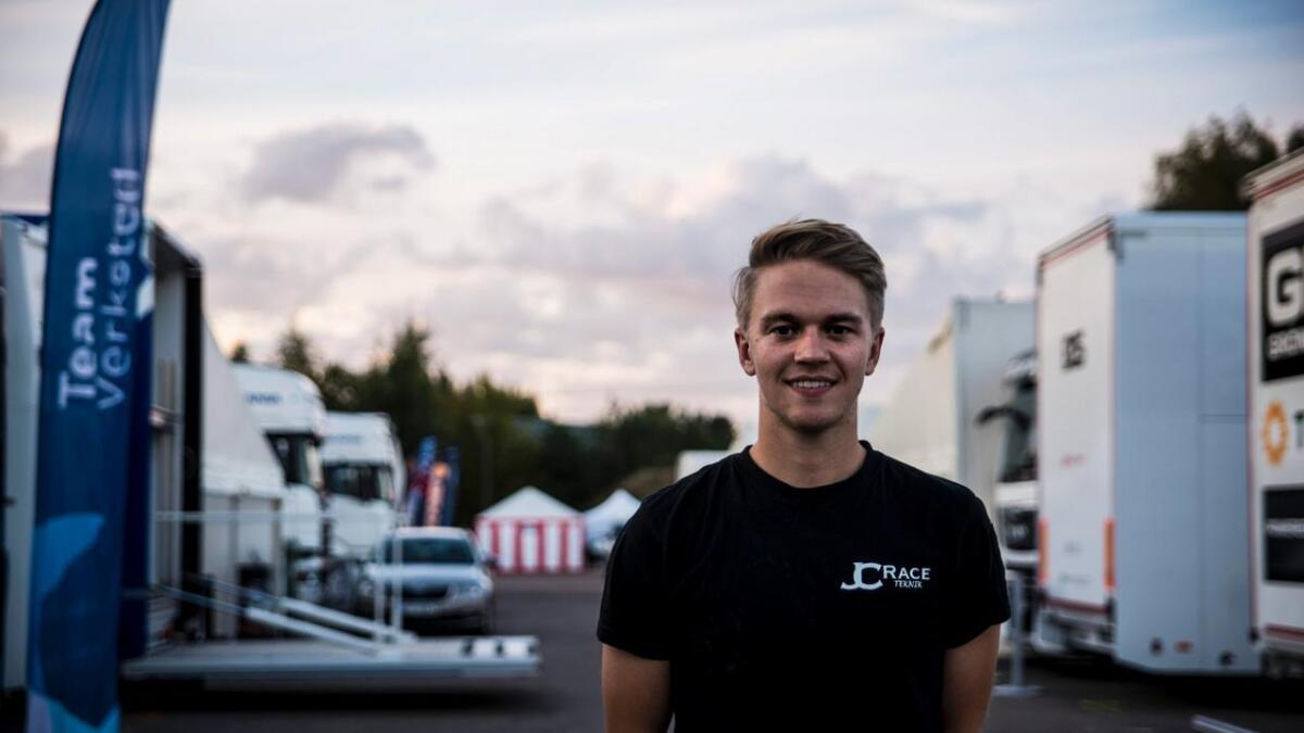 Sondre Evjen sikra finaleplass i Riga, for andre gong på eitt år.