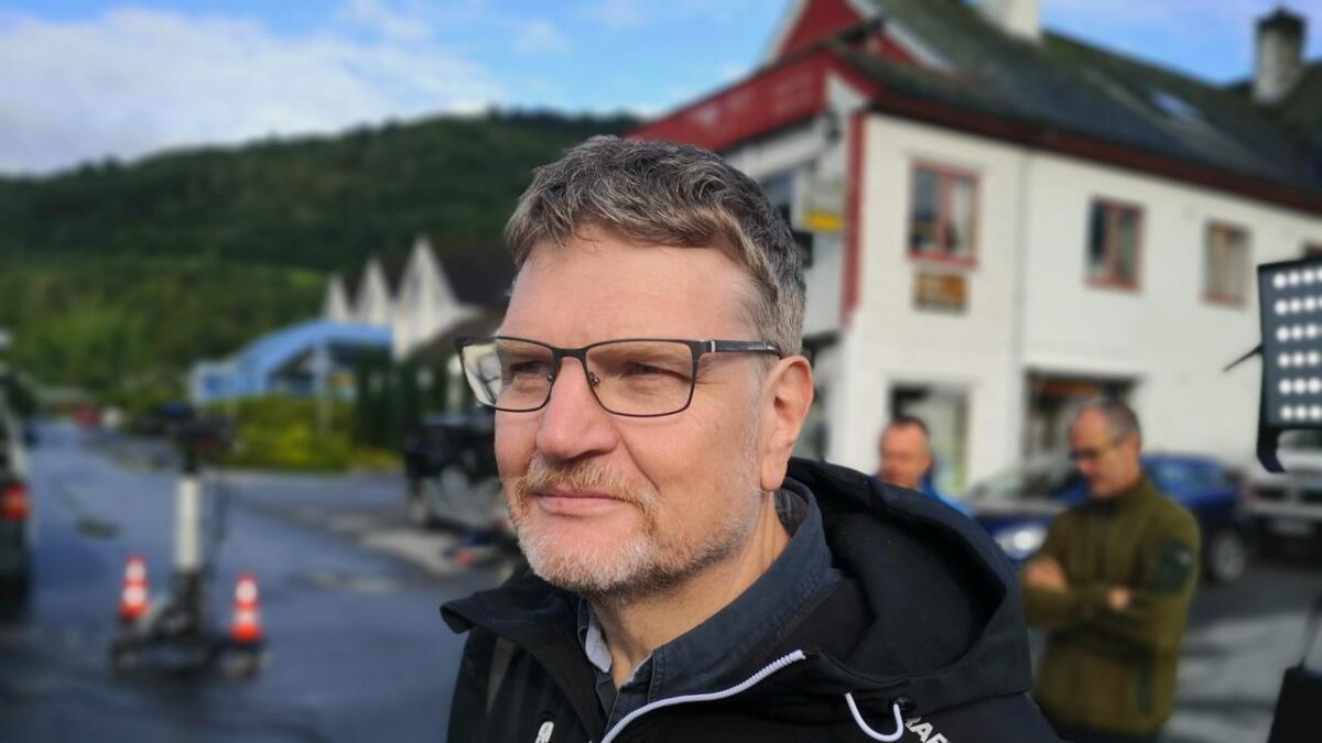 Jens Olav Holven (Sp) er i dag varaordførar i Ulvik. Om medvinden nasjonalt viser att lokalt, kan han kanskje bli ordførar.
